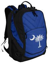South Carolina Flag Backpack Laptop Bags Computer Backpacks