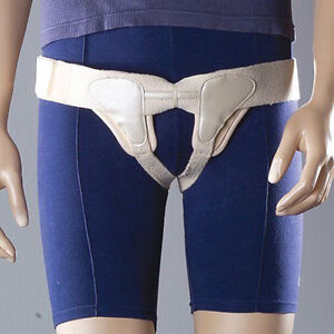 OPPO 2049 Professional Double Truss Hernia Inguinal Support Belt Strap Groin NHS