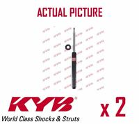2 x NEW KYB FRONT AXLE SHOCK ABSORBERS PAIR STRUTS SHOCKERS OE QUALITY 365092