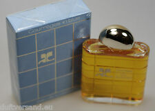 Courreges in Blue 50 ml Eau de Toilette EdT Splash Neu / Folie
