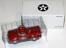 DIE CAST METAL 1956 FORD TEXICO RED PICKUP TRUCK IN ORIGINAL TEXICO BOX