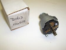 NOS Ignition Switch - 1961 Chevy truck - GM 1116579, Delco D1412