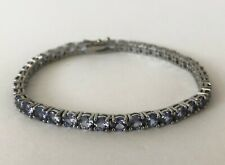 Bracelet 6.50ctw Brand New Cubic Zirconia Sterling Silver