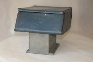 "JAGUAR 1960's CLASSIC MK 2 (II) ARM REST / STORAGE BOX/""HENLEY BOX""for FRONT"