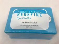 Rodan + Fields Redefine Eye Cloths, Sealed Pack of 30 Cloths