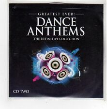 (FV186) Greatest Ever Dance Anthems - CD TWO