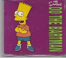 The Simpsons-Do The Bartman cd maxi single