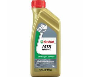 Aceite de la Caja De Mtx 10W-40 Mineral 1 Litro CASTROL-9343500