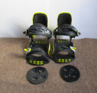 Drake Snowboard Bindings Size Small Made in Italy