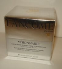 Lancome Visionnaire Advanced Multi Correcting Cream 1.7oz /50ml Sealed Exp.2020