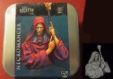 Nocturna NB06 Necromancer (1) 1:10 Scale Bust Wizard Sorcerer Mage Miniature NIB