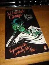A Clockwork Orange by Anthony Burgess - Penguin Books (2011)