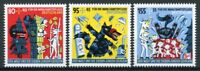Germany Grimm Fairy Tales Stamps 2020 MNH Wolf & Seven Young Goats 3v Set