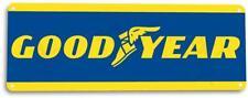 Good Year Tires Auto Shop Parts Garage Metal Decor Sign