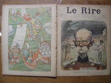 05/01/1901 LE RIRE 322 Leandre Delaw d'Ostoya Monnier