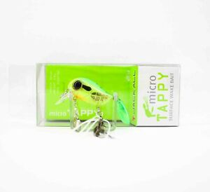 Jackall Micro Tappy Floating Lure Chart Grass Hopper (3669)