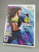Zumba Fitness 2 Nintendo Wii 2011