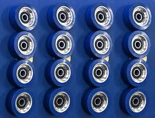 70568201P Lot Of 16 Blue Tumbler Roller For Huebsch, Speed Queen, Ipso