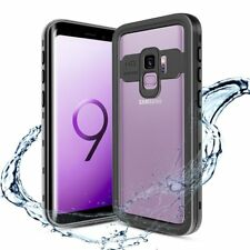Waterproof Case Built-in Screen Protector, Full-body Protect For Samsung S9 Plus