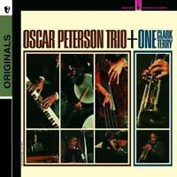 The Oscar Peterson Trio Clark Terry - Oscar Peterson Trio Plus One (NEW CD)