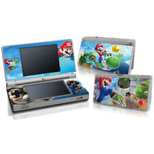 Super Mario Galaxy Vinyl Decal Skin Sticker Cover for Nintendo DS Lite DSL NDSL