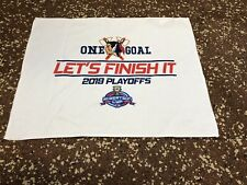 "Johnstown Tomahawks 2019 NAHL Robertson Cup Playoffs Rally Towel Hockey 17""x13"""