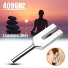 4096HZ Aluminum Medical Tuning Fork Chakra Hammer Sound Peace Diagnostic