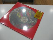 BEATLES PICTURE DISC SGT PEPPERS LONELY HEARTS CLUB BAND 2017 SEALED