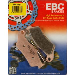 EBC FA181R Sintered Front Brake Pads  KTM EXCF EXCF250 EXC-F 250    2006-15