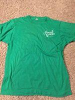 Vintage 1980s French Quarter New Orleans Bourbon Street T Shirt Large Super Soft