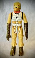 STAR WARS 1980 - BOSSK Bounty Hunter - Vintage Kenner - Empire Strikes Back