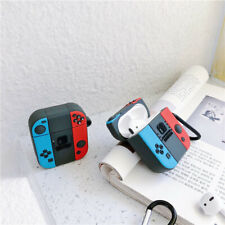Nintendo Switch Theme Earphone Case For Apple AirPods Headphone Silicone Cover