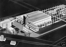 AK, Kassel, Betonwerk Hessen GmbH, Werk Kassel, Modellaufnahme, um 1965