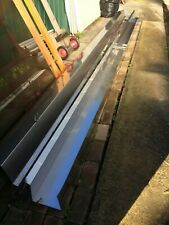 Stainless steel Box gutter 6m long  NEW