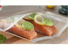 20 X Sealapack Fish Oven Bags Easy & Clean Cooking No Mess Locks In Flavour