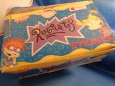 RUGRATS STICKERS - 1997 MERLIN HOBBY BOX (50) PACKS ! LQQK !