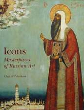 LIVRE/BOOK : ICONE DE RUSSIE (icons masterpieces of russian art,russe
