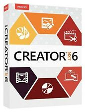 Roxio Creator NXT 6 Brand New Retail Package