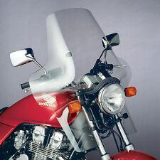 "NATIONAL CYCLE PLEXIFAIRING 3 CLR KIT MM 7/8"" Fits: Honda CB750 Nighthawk,CB1000"