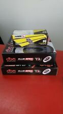 FRONT VE HSV DBA T3 CURVED SLOT & HAWK CERAMIC BRAKE PAD PACKAGE HSV VE 4 PISTON