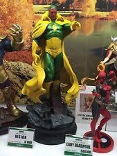 Kotobukiya Collection Limited Edition Marvel Comics Vision Fine Art Statue