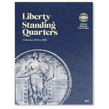 COIN FOLDER - LIBERTY STANDING QUARTERS (1916-1930) - WHITMAN #9017