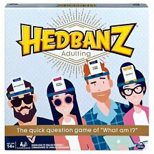 "Hedbanz Adulting Party Game for ""Responsible"" Adults! - FREE P&P!"