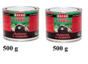 Maulwurfsabwehrmittel, das Karbid, Maulwurf, 1kg AT,Kostenlose Lieferung