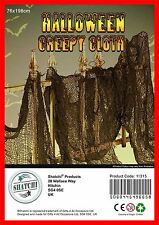 Halloween Creepy Cloth Material Table Door Window Decorations Prop Drape Hang up
