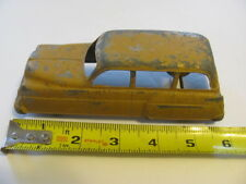 VINTAGE METAL TOY CAR, EXCEL PRODUCTS, ORIGINAL, NEW BRUNSWICK, NEW JERSEY, USA