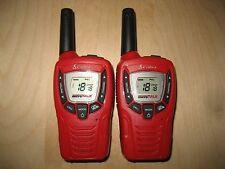 Set of 2 Cobra Crs399 2-Way Radio Walkie Talkies