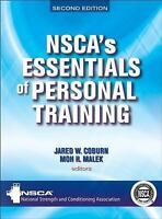 NSCA's Essentials of Personal Training by Jared W. Coburn, Moh H. Malek P.D.F