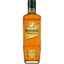 Bundaberg UP Rum 125th Anniversary 2013 Label 700mL