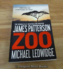 Zoo by James Patterson ~ Trade Paperback